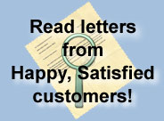 Letters from another happy customers